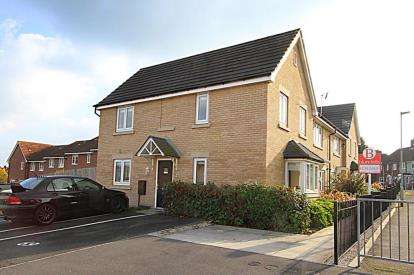 3 Bedrooms End Of Terrace House for sale in Baden Powell Road, Chesterfield, Derbyshire