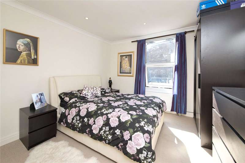 2 Bedrooms Flat for sale in Saltram Crescent, London, W9