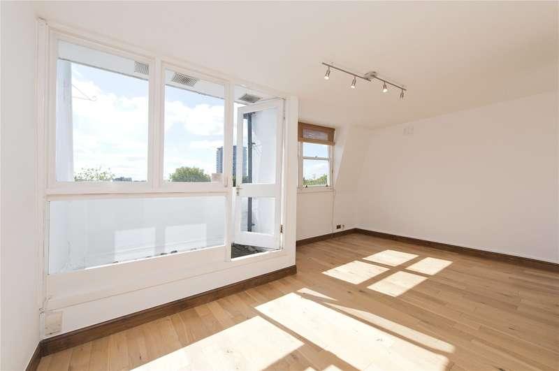1 Bedroom Flat for sale in Blomfield Road, London, W9