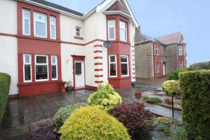 2 Bedrooms Flat for sale in Garden Terrace, Falkirk