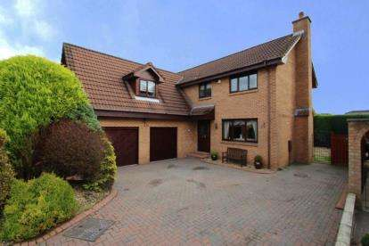 5 Bedrooms Detached House for sale in Beaumont Drive, Carron