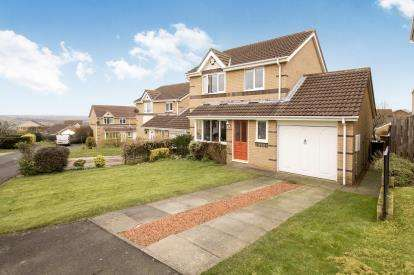3 Bedrooms House for sale in Ovington View, Prudhoe, Northumberland, NE42