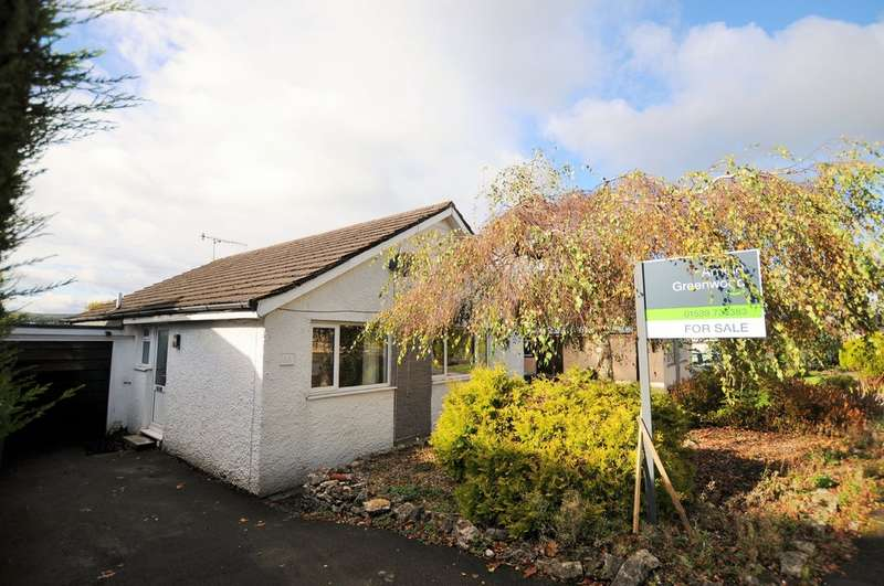 3 Bedrooms Detached Bungalow for sale in Larch Grove, Kendal