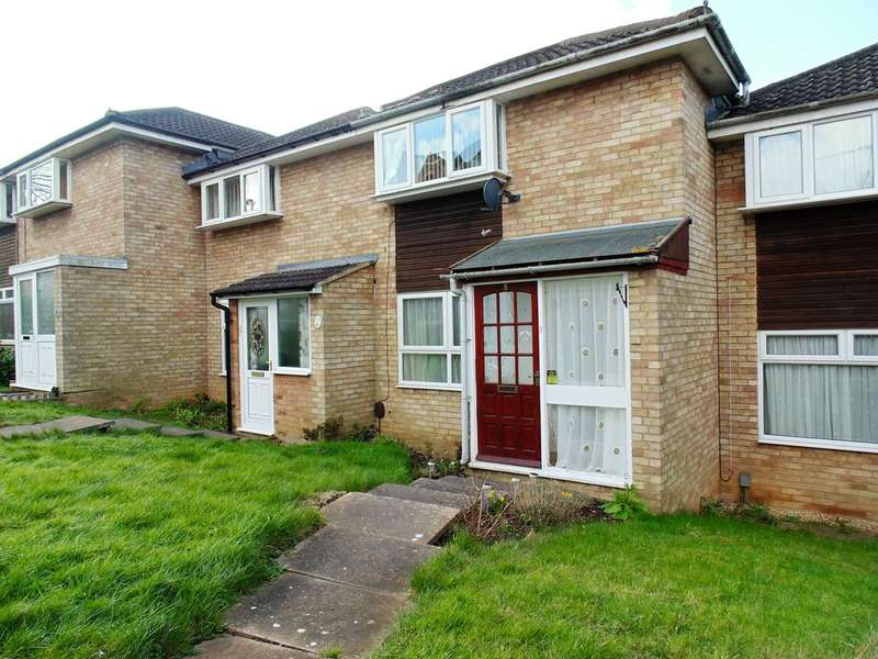 2 Bedrooms Terraced House for sale in Whitsundale Close, Finedon