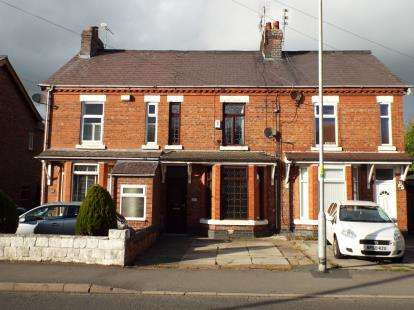 2 Bedrooms House for sale in Bradfield Road, Crewe, Cheshire