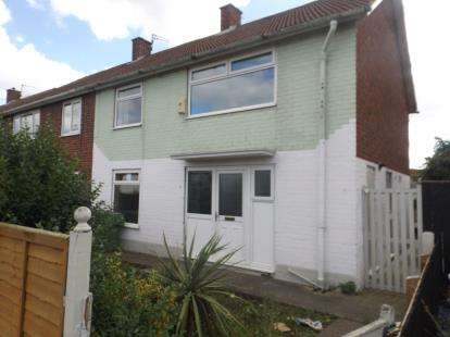 4 Bedrooms Semi Detached House for sale in Homerton Road, Middlesbrough