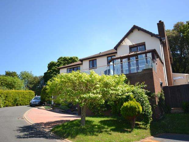 5 Bedrooms Detached House for sale in Oak Tree Grove, Shaldon, Devon
