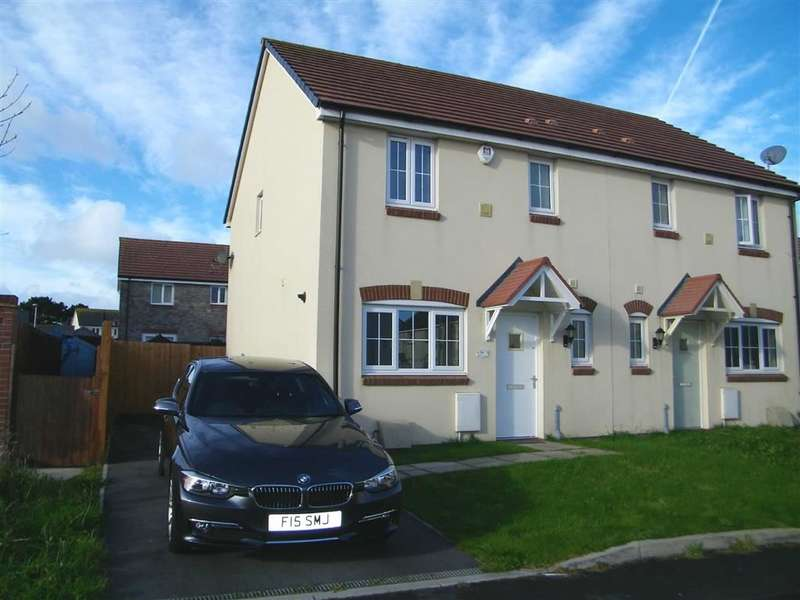 3 Bedrooms Property for sale in Belfrey Close, Milford Haven, Hubberston