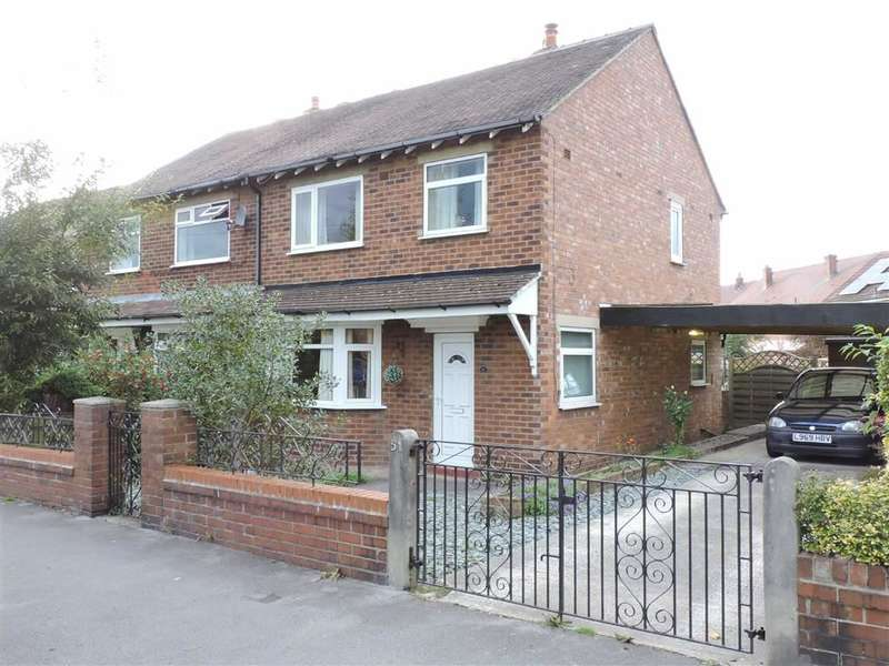 3 Bedrooms Property for sale in Montagu Road, Stockport