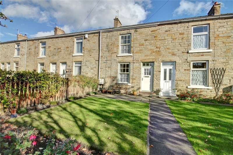 2 Bedrooms Terraced House for sale in Front Street, Tudhoe, Spennymoor, DL16