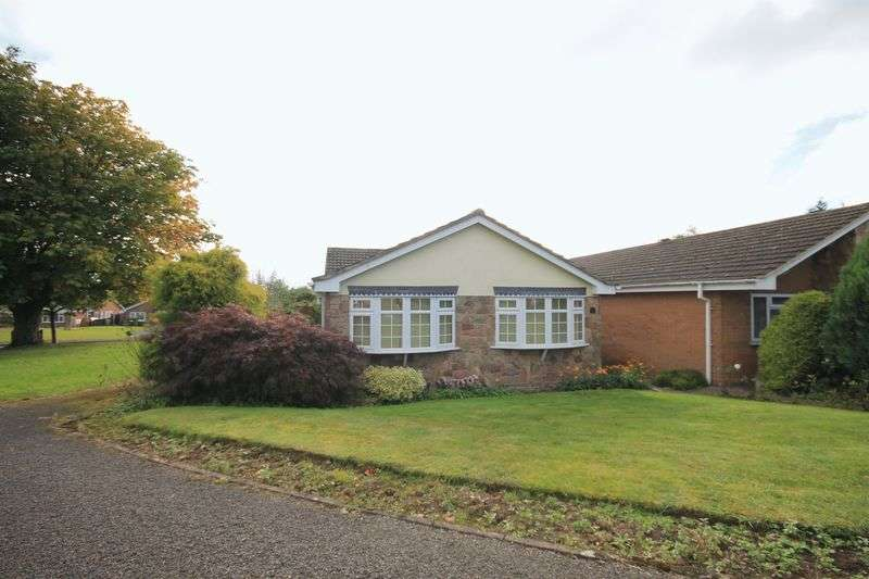 3 Bedrooms Detached Bungalow for sale in LAMBOURN DRIVE, ALLESTREE