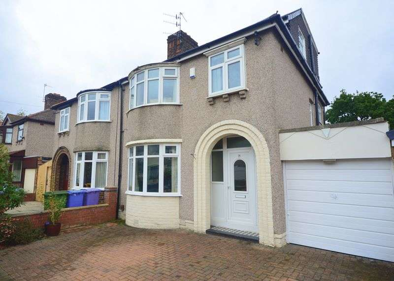 4 Bedrooms Semi Detached House for sale in Stairhaven Road, West Allerton