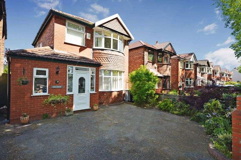 3 Bedrooms Detached House for sale in Lostock Road, Urmston, Manchester, M41