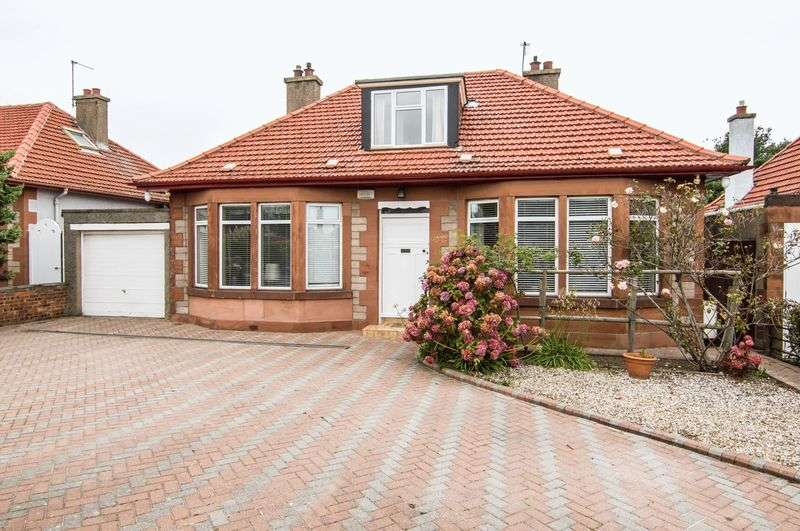 3 Bedrooms Detached Bungalow for sale in 24 Duddingston Road, Duddingston, Edinburgh, EH15 1NE