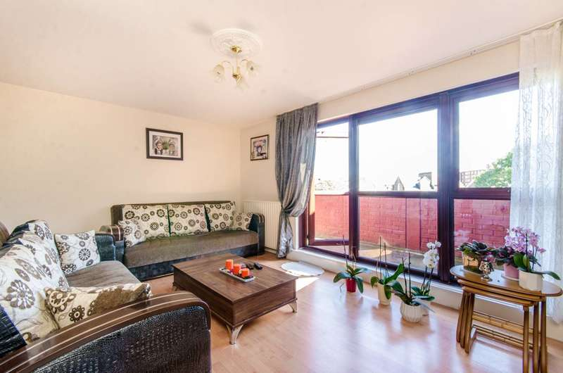 2 Bedrooms Flat for sale in Sturmer Way, Islington, N7