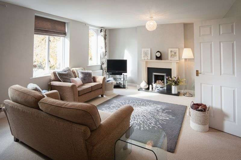 4 Bedrooms Terraced House for sale in Highfield, Hatton Park