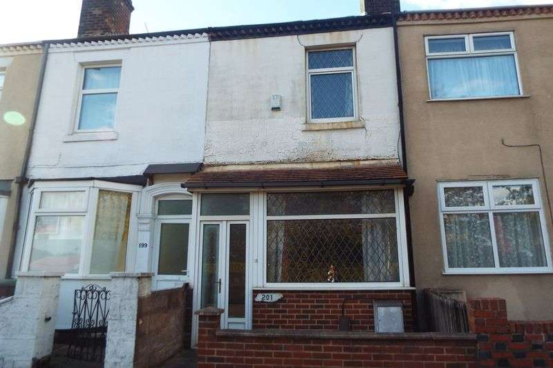 3 Bedrooms Terraced House for sale in Leek Road, Shelton, Stoke-On-Trent