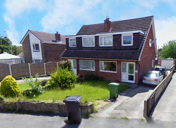 3 Bedrooms Semi Detached House for sale in The Green, Leeds, West Yorkshire, LS25 2LB