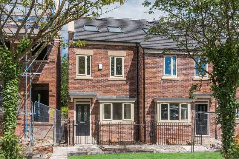 4 Bedrooms Terraced House for sale in 7 Orchard Court, Burncross Road, Sheffield, S35