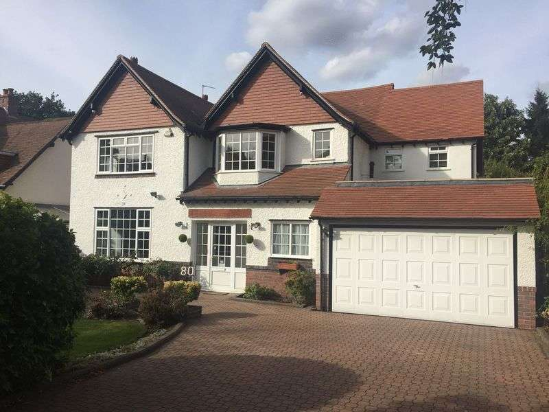 5 Bedrooms Detached House for sale in Reddings Road, Moseley, B13 - 5 Bed Detached house