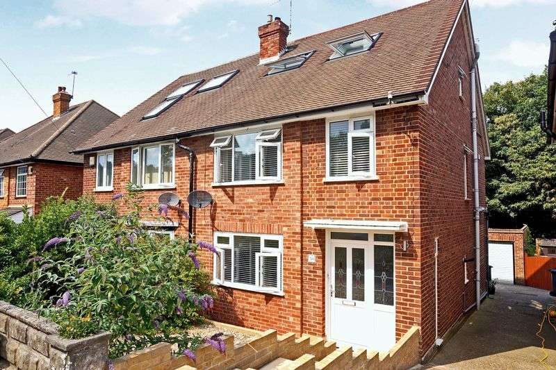 4 Bedrooms Semi Detached House for sale in Eden Road, Bexley