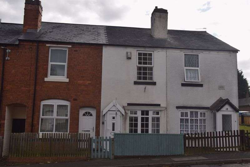 2 Bedrooms Terraced House for sale in Lovely First time Home or Investment Property - Just been fully decorated