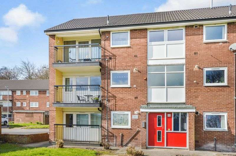 1 Bedroom Flat for sale in Whitegate Walk, Rockingham, S61 4LY