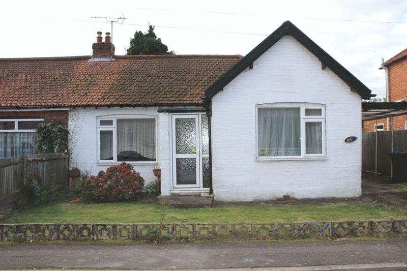 3 Bedrooms Semi Detached Bungalow for sale in 3 bedroom Bungalow in need of modernisation