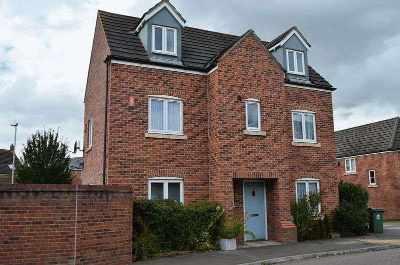 5 Bedrooms Detached House for sale in Halton Way, Gloucester