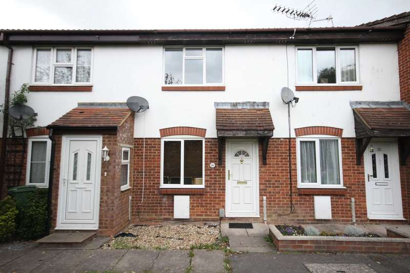 1 Bedroom Terraced House for sale in Sharp Close, Aylesbury