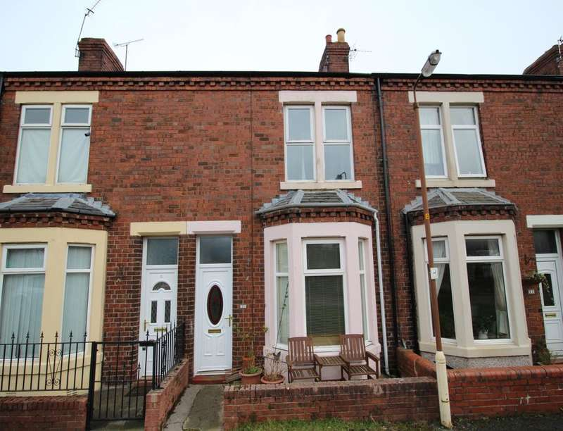 3 Bedrooms Property for sale in Arthur Street, Carlisle, CA2