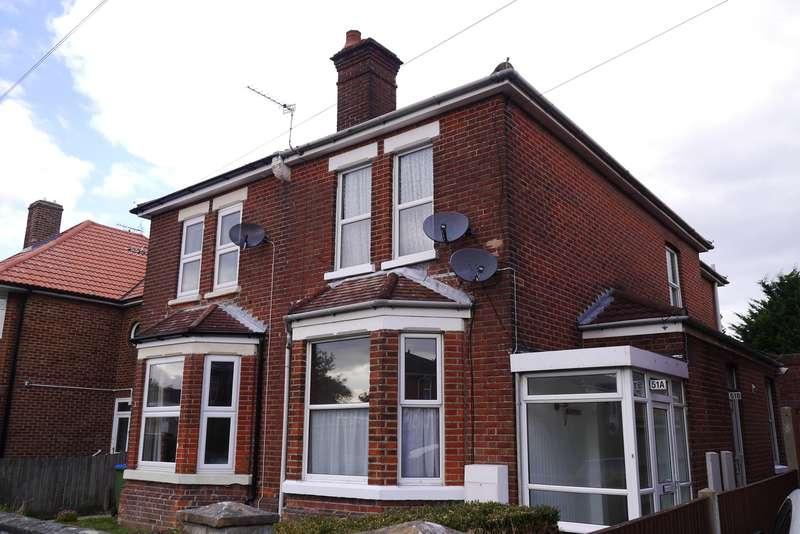 1 Bedroom Flat for sale in Radstock Road, Woolston, Southampton