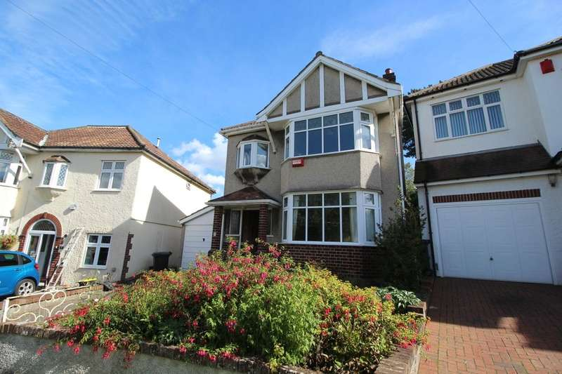 3 Bedrooms Detached House for sale in Sabrina Way, Bristol, BS9