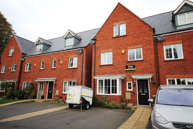 4 Bedrooms Town House for sale in Church Close, Smalley