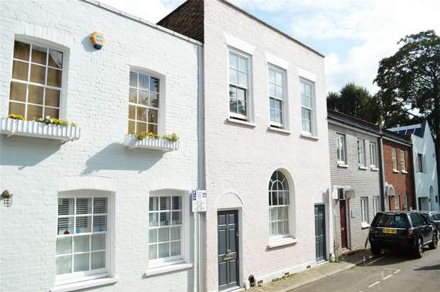 4 Bedrooms Terraced House for sale in Orleans Road, St Margarets, Twickenham
