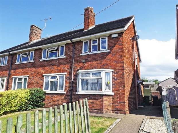 3 Bedrooms Semi Detached House for sale in Woodlands, Gwersyllt, Wrexham