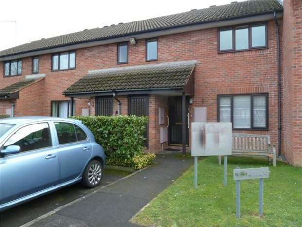 1 Bedroom Flat for sale in Kimberley Close, Slough, Berkshire