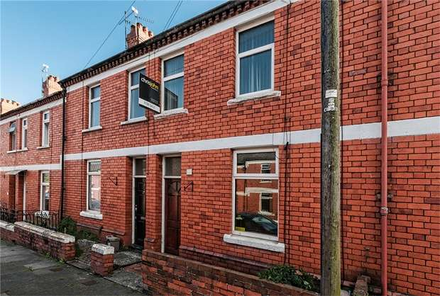 2 Bedrooms Terraced House for sale in Spencer Street, Cathays, Cardiff, South Glamorgan
