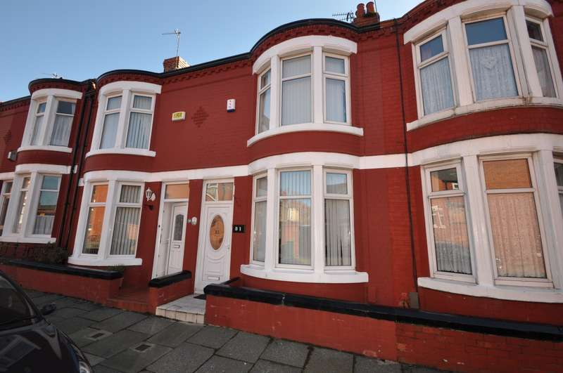 2 Bedrooms House for sale in Willowcroft Road, Wallasey