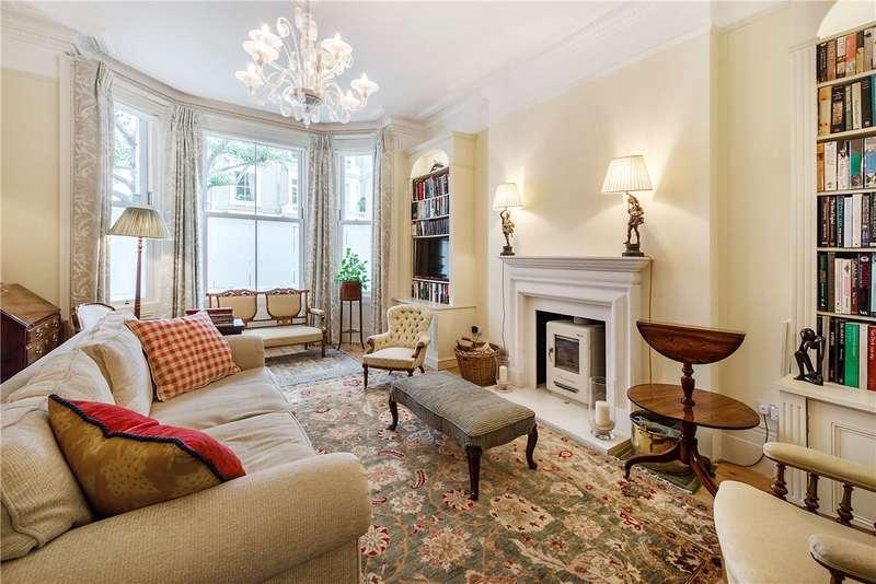 3 Bedrooms Maisonette Flat for sale in Marloes Road, London, W8