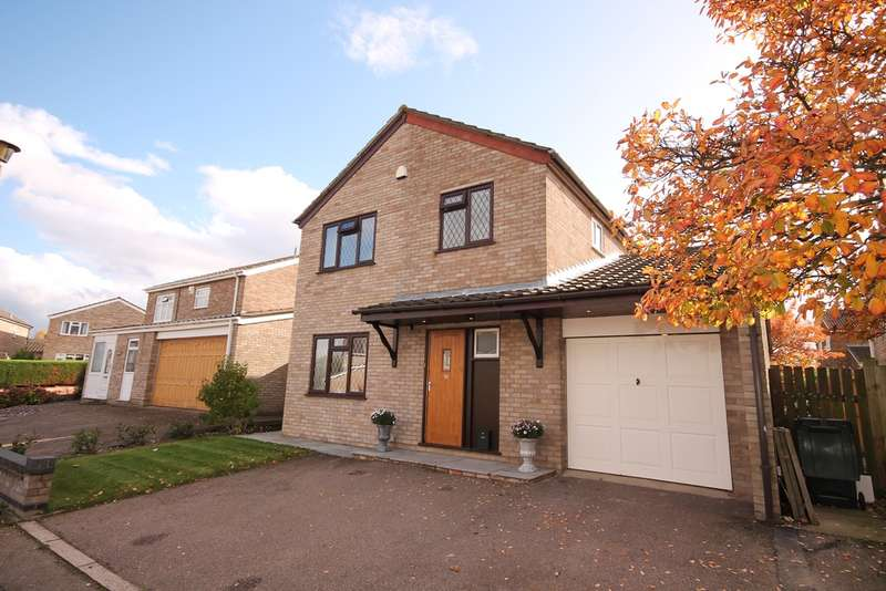4 Bedrooms Detached House for sale in Tamworth Road, Putnoe, Bedford, MK41