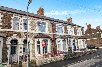 3 Bedrooms Terraced House for sale in Habershon Street, Splott, Caerdydd, Wales