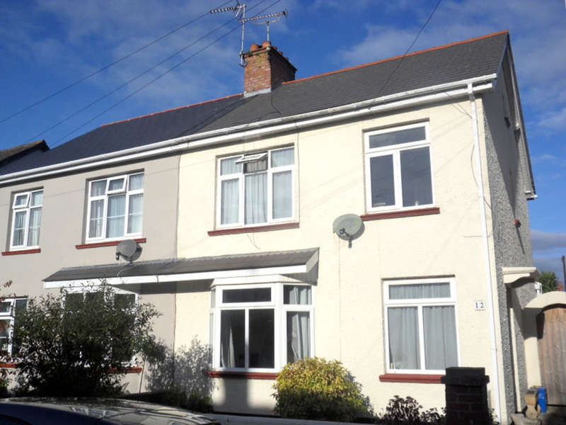 3 Bedrooms Semi Detached House for sale in Kingston Road, Exmouth