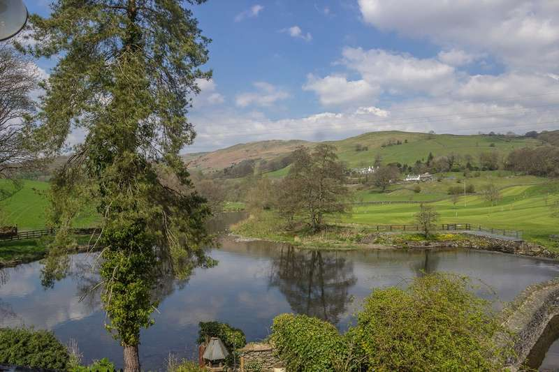 2 Bedrooms Cottage House for sale in 4 Cowan Head Cottages, Bowston, Cumbria