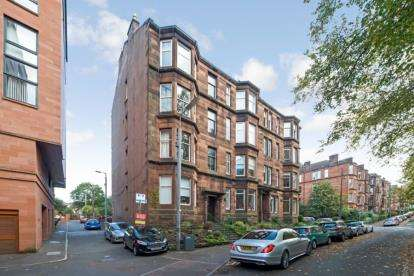 1 Bedroom Flat for sale in Queensborough Gardens, Hyndland