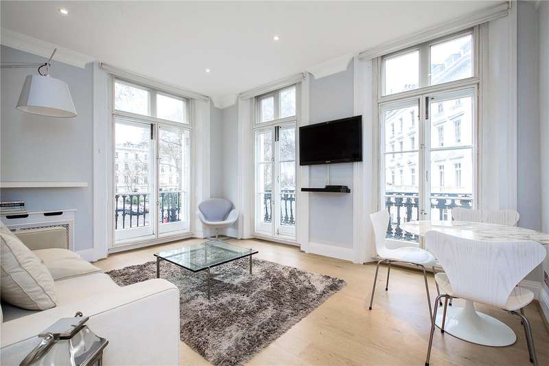2 Bedrooms Flat for sale in St. Georges Square, London, SW1V