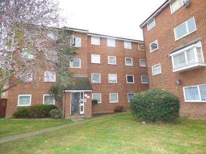 2 Bedrooms Flat for sale in Barking