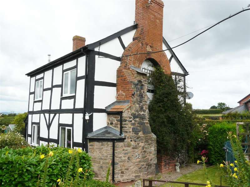3 Bedrooms Detached House for sale in Eaton Bishop, Hereford, HR2