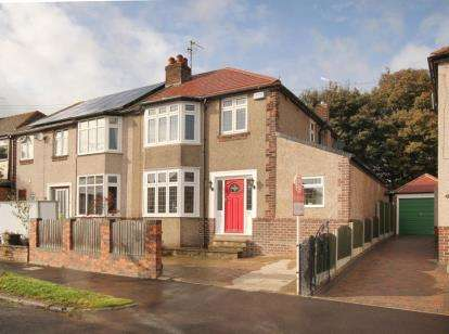 3 Bedrooms Semi Detached House for sale in Crawshaw Grove, Sheffield, South Yorkshire