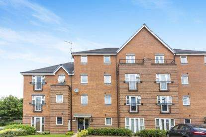 2 Bedrooms Flat for sale in Pipers Way, Burton-On-Trent, Staffordshire